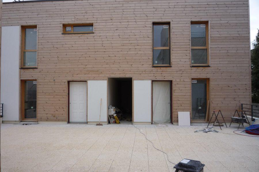 MEUDON – Surélévation : logements et locaux d'activités